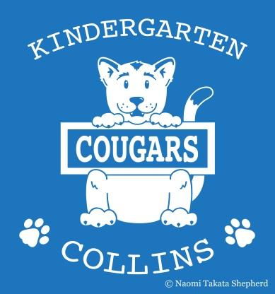 Collins Elementary - Custom Logo Design / Art Medium: Adobe Illustrator